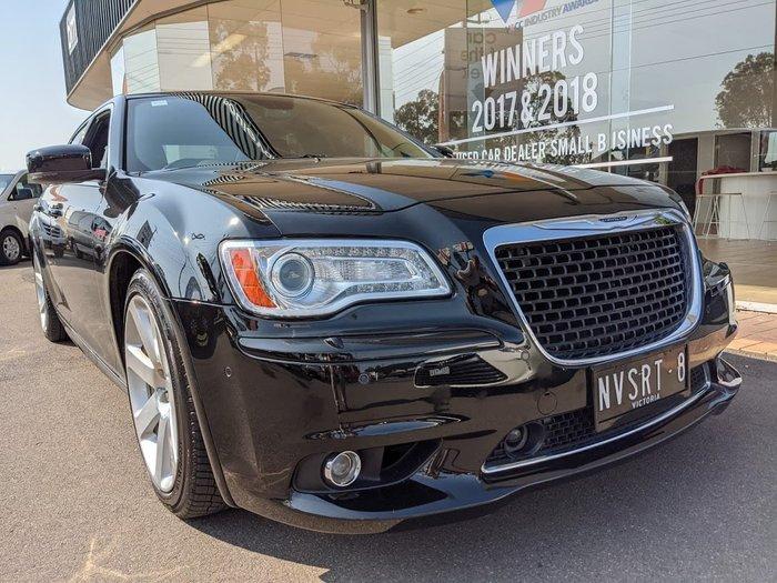 2013 Chrysler 300 SRT-8 LX MY13 Black