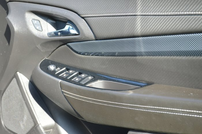 2014 Holden Commodore SV6 VF MY15 prussian steel