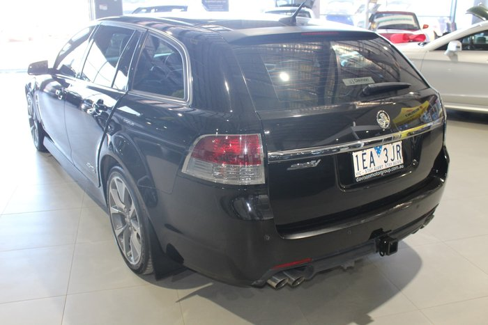 2015 Holden Commodore SS V VF MY15 Black