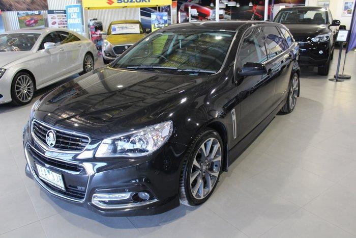 2015 Holden Commodore SS V VF MY15 Black