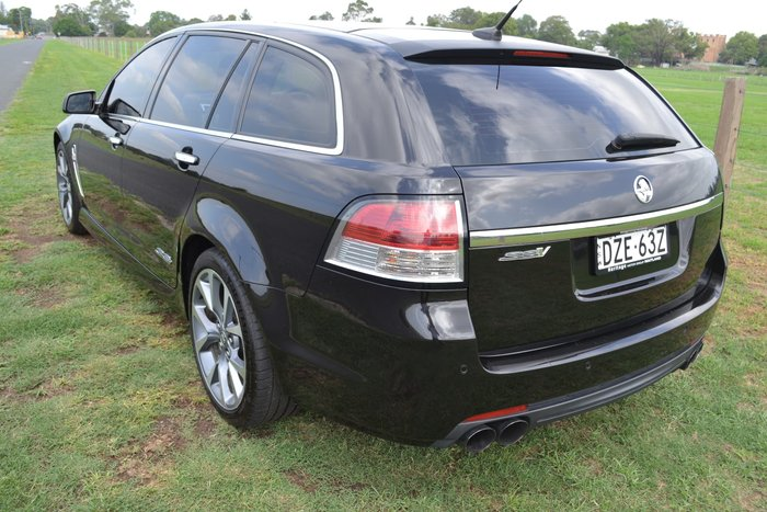 2014 Holden Commodore SS V VF MY14 Black