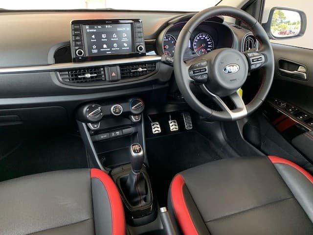 2018 Kia Picanto GT JA MY19 White