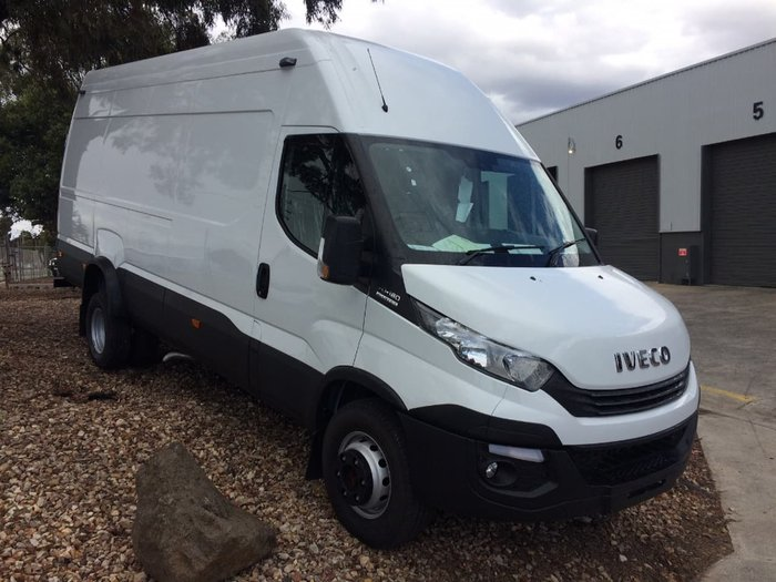 2018 IVECO DAILY 70C18 White