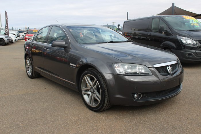 2008 Holden Calais V 60th Anniversary VE MY08.5 Grey