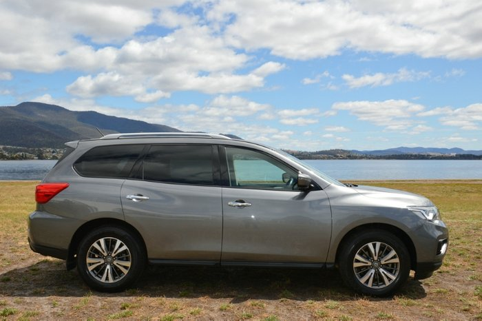 2017 Nissan Pathfinder ST R52 Series II MY17 4X4 On Demand GREY