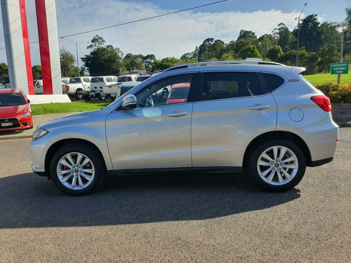 2015 Haval H2 LUX 4X4 On Demand SILVER