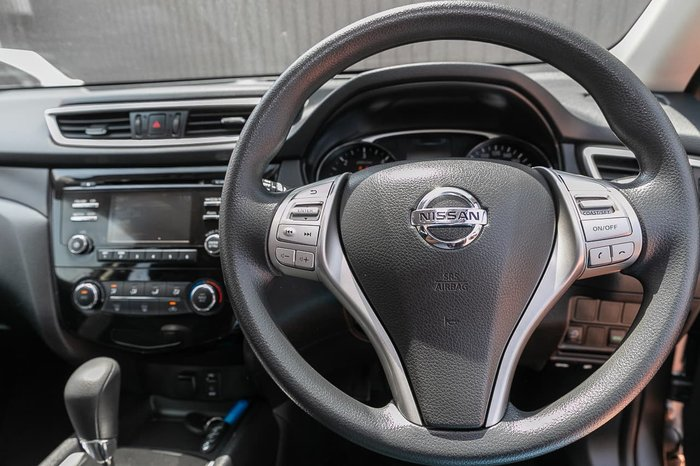 2015 Nissan X-TRAIL TS T32 Grey