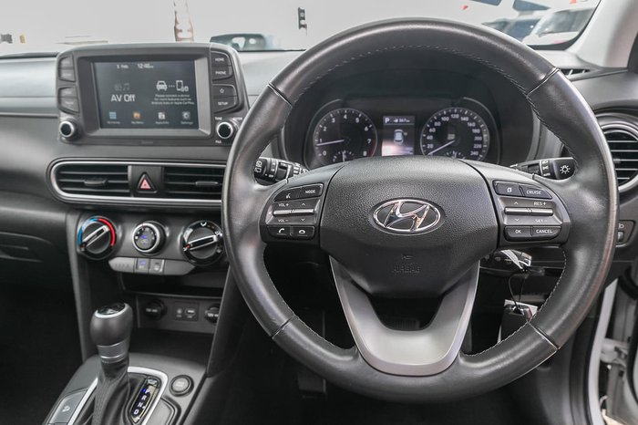 2017 Hyundai Kona Active OS MY18 White
