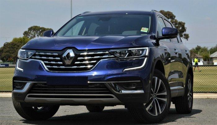 2019 Renault Koleos Zen HZG MY20 MEISSEN BLUE