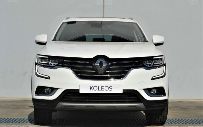 2019 Renault Koleos Zen HZG MY20 UNIVERSAL WHITE