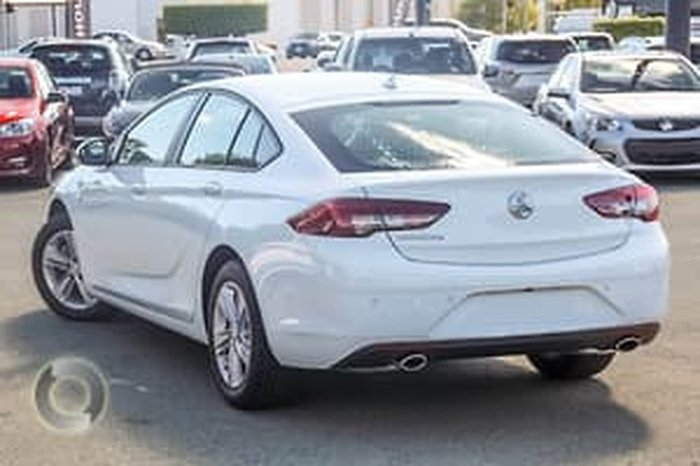 2019 Holden Commodore LT ZB MY19 White