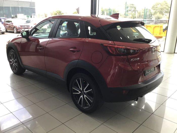 2017 Mazda CX-3 sTouring DK Red