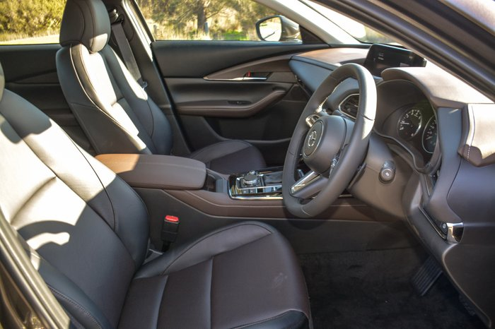 2019 Mazda CX-30 G25 Touring DM Series Bronze