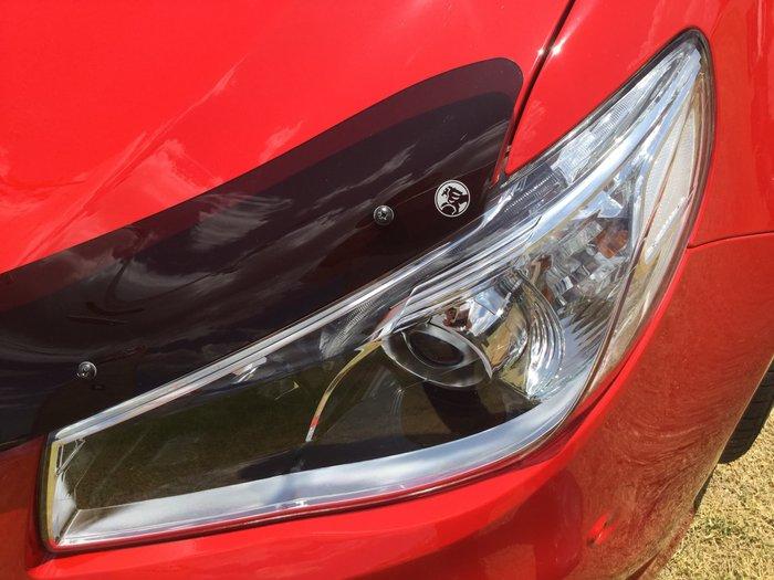 2016 Holden Special Vehicles Clubsport R8 Tourer LSA GEN-F2 MY16 Red