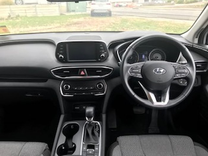 2018 Hyundai Santa Fe Active TM MY19 4X4 On Demand Silver