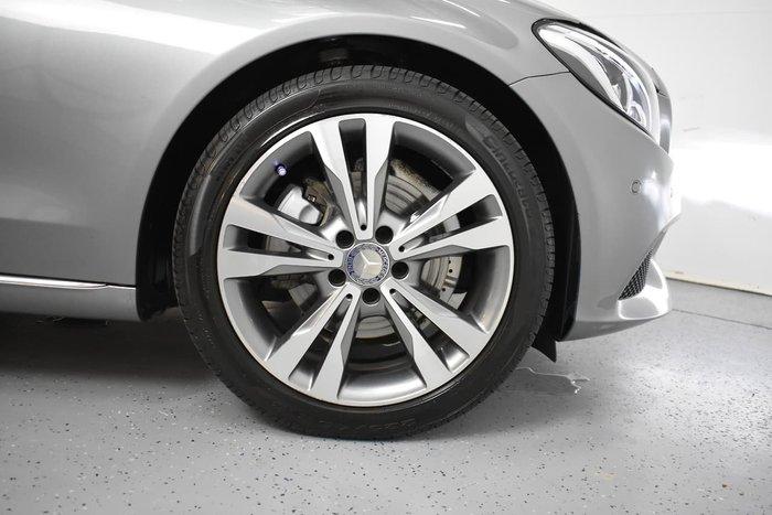 2015 Mercedes-Benz C-Class C200 W205 Silver