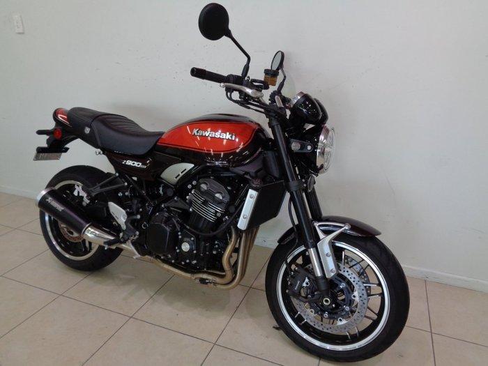 2018 Kawasaki Z900RS (ZR900C) BROWN