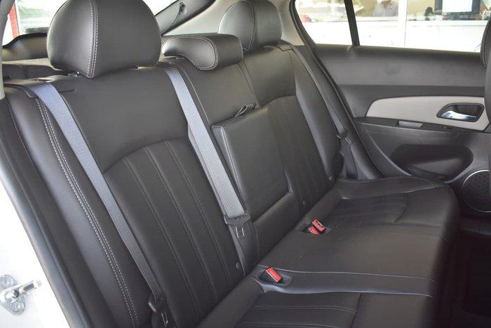2016 Holden Cruze Z-Series JH Series II MY16 White