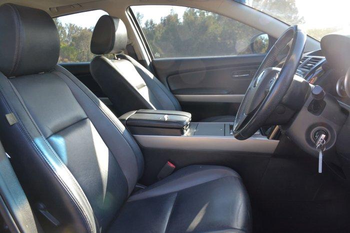 2012 Mazda CX-9 Luxury TB Series 4 MY12 Black