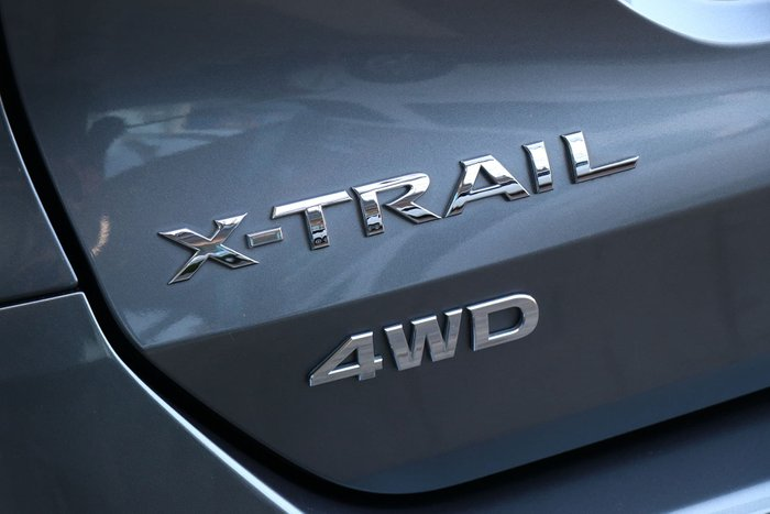 2016 Nissan X-TRAIL Ti T32 4X4 On Demand Grey