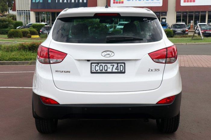 2013 Hyundai ix35 SE LM2 White