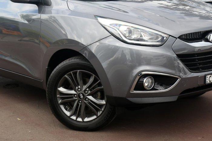 2014 Hyundai ix35 SE Series II MY15 Grey