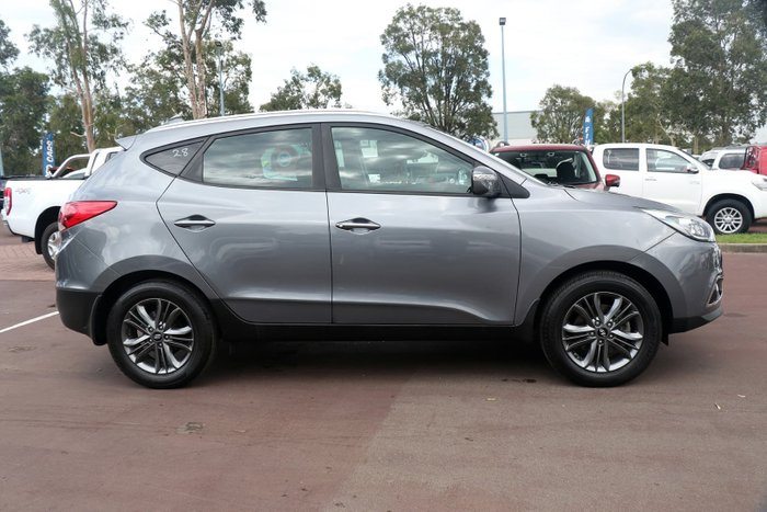 2014 Hyundai ix35 SE Series II MY15 Grey