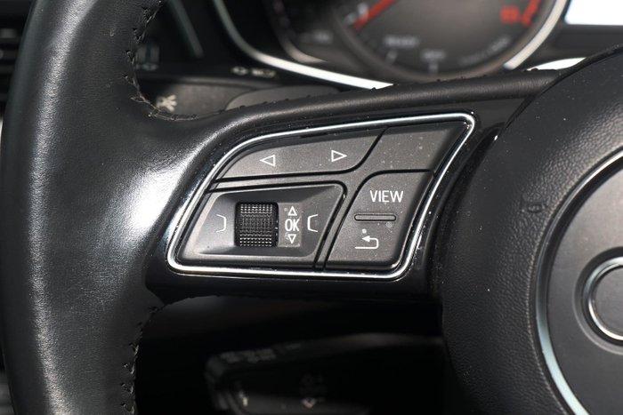2016 Audi A4 sport B9 MY16 Silver