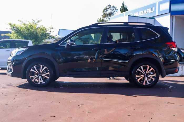 2019 Subaru Forester 2.5i Premium S5 MY19 Four Wheel Drive Black