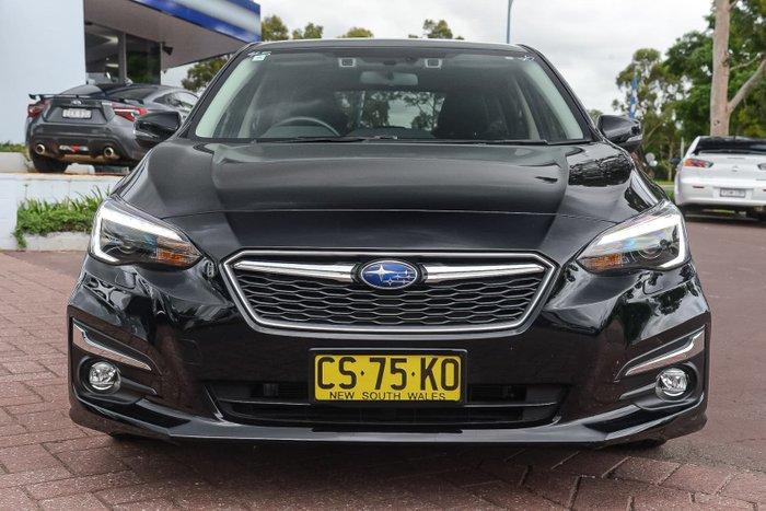 2019 Subaru Impreza 2.0i-S G5 MY19 Four Wheel Drive Black