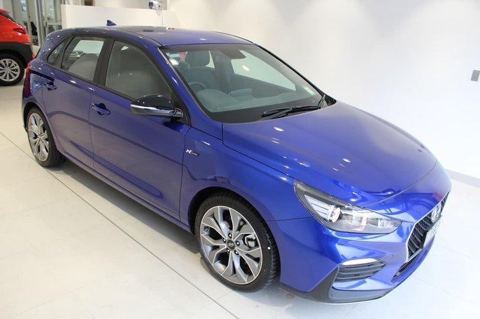 2019 Hyundai i30 N Line PD.3 MY20 Blue