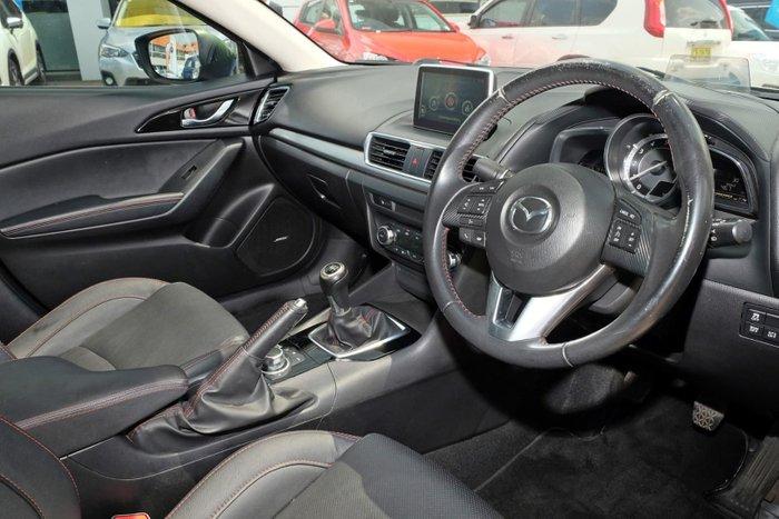 2014 Mazda 3 SP25 GT BM Series Blue