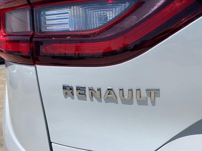 2017 Renault Koleos Zen HZG White