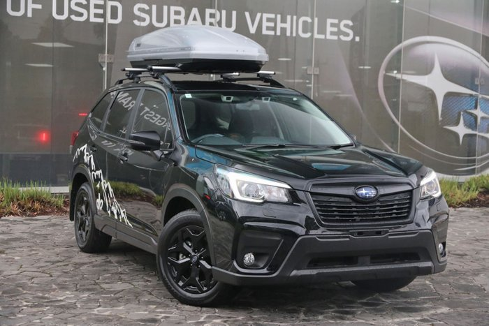 2019 Subaru Forester 2.5i-L S5 MY20 Four Wheel Drive Black
