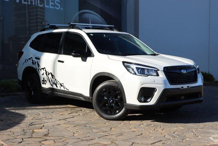 2019 Subaru Forester 2.5i-L S5 MY20 Four Wheel Drive White