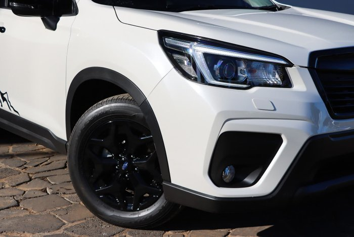 2019 Subaru Forester 2.5i S5 MY20 Four Wheel Drive White
