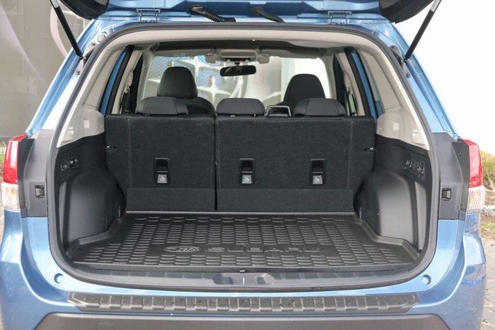 2019 Subaru Forester 2.5i-L S5 MY20 Four Wheel Drive Blue