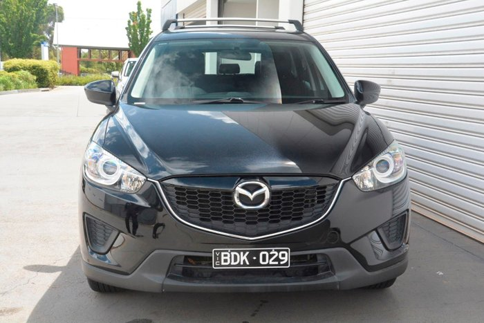 2013 Mazda CX-5 Maxx Sport KE Series MY14 Four Wheel Drive Black