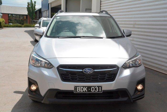 2019 Subaru XV 2.0i Premium G5X MY19 Four Wheel Drive Silver