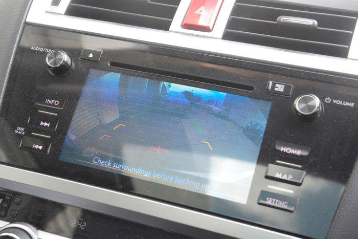 2015 Subaru Liberty 2.5i Premium 6GEN MY15 Four Wheel Drive Brown