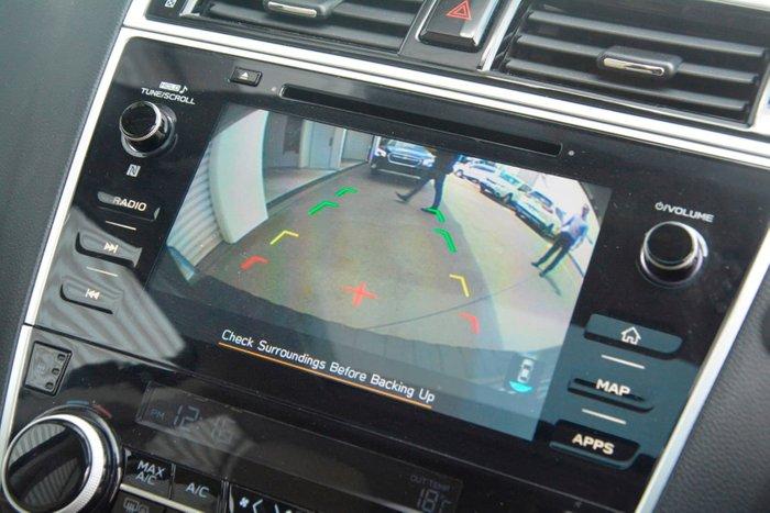 2019 Subaru Outback 3.6R 5GEN MY19 Four Wheel Drive Green