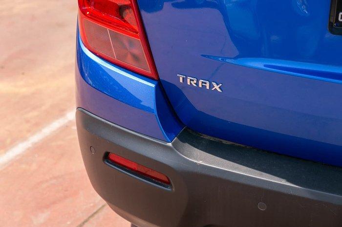 2016 Holden Trax LS TJ MY16 Blue