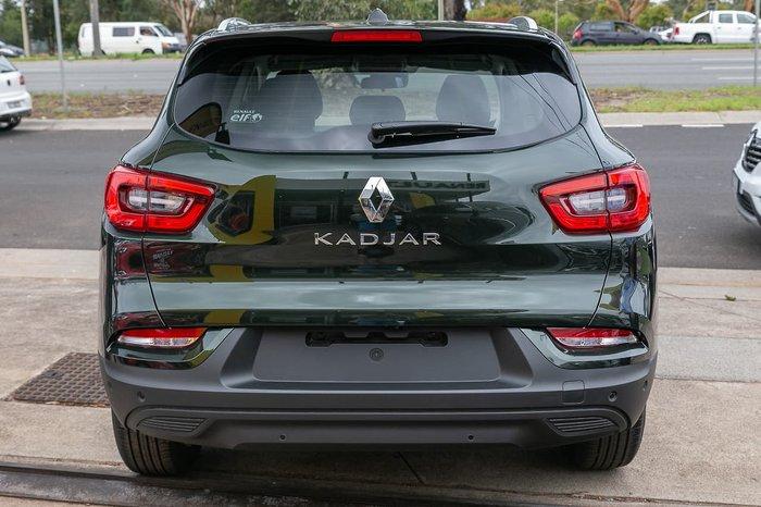 2019 Renault Kadjar Zen XFE Green