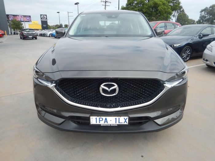 2018 Mazda CX-5 Maxx Sport KF Series 4X4 On Demand Bronze