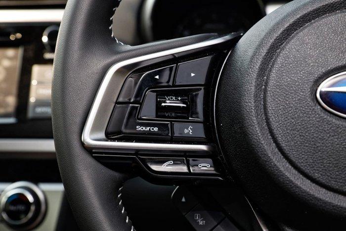 2018 Subaru Liberty 2.5i 6GEN MY19 Four Wheel Drive White