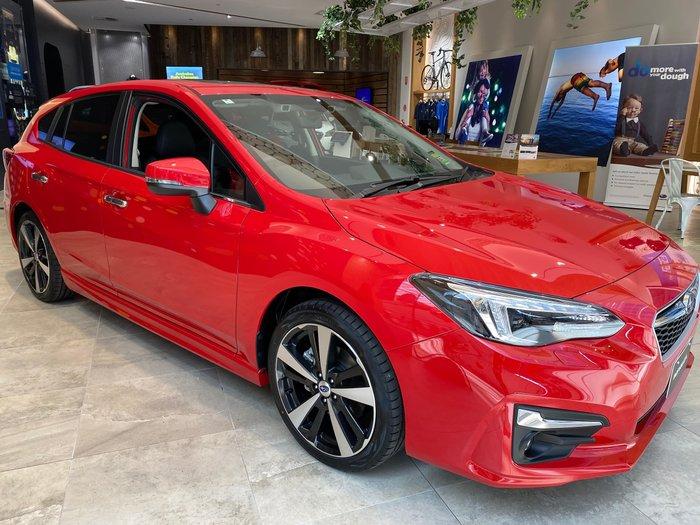2019 Subaru Impreza 2.0i-S G5 MY19 Four Wheel Drive Red