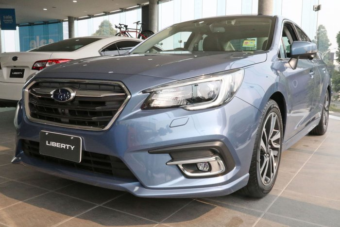 2019 Subaru Liberty 2.5i Premium 6GEN MY19 Four Wheel Drive Grey