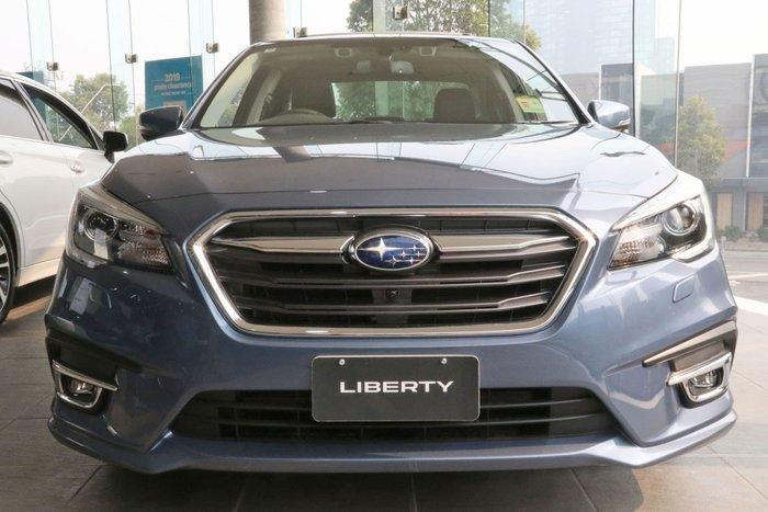 2019 Subaru Liberty 2.5i Premium 6GEN MY19 Four Wheel Drive Grey