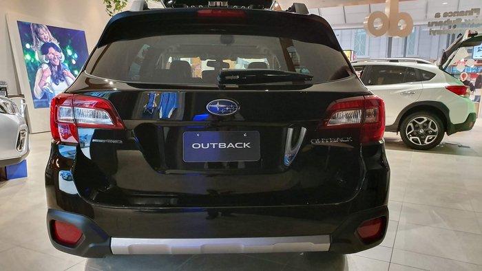 2019 Subaru Outback 2.5i Premium 5GEN MY19 Four Wheel Drive Black