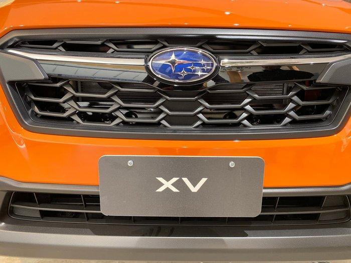 2019 Subaru XV 2.0i-S G5X MY19 Four Wheel Drive Orange
